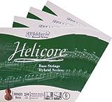 Helicore ヘリコア ハイブリッド ベース弦セット