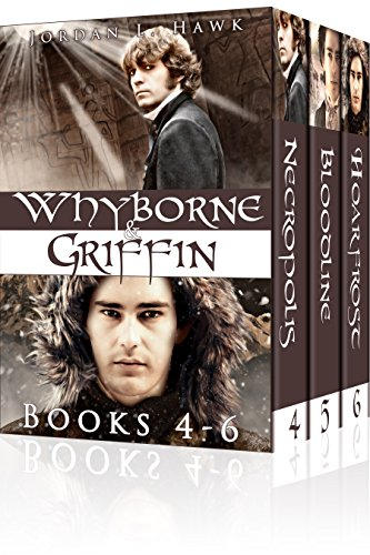 Whyborne and Griffin, Books 4-6: Necropolis, Bloodline, and Hoarfrost (The Whyborne & Griffin Series Box Sets Book 2) PDF