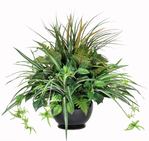 Artificial Greenery Centerpieces : What is the price for artificial pothos mixed greenery