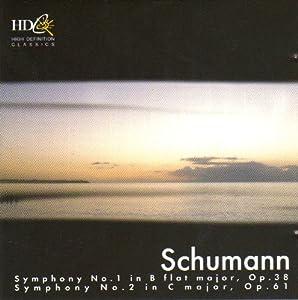 Symphony No.1,No.2