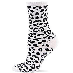 Hot Sox Leopard Spot Sock