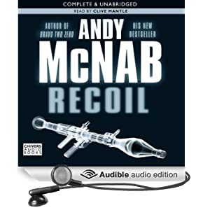 Recoil: Nick Stone, Book 9 (Unabridged)