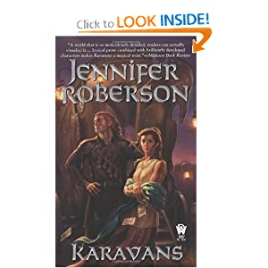 Karavans #1 by Jennifer Roberson
