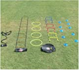 Soccer Innovations M-SAKIT Soccer Wall - SAQ 3 (Call 1-800-234-2775 to order)