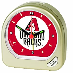 MLB Arizona Diamondbacks Alarm Clock by WinCraft