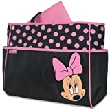 ChatAngle(TM) Disney Dot and Bow Tote Minnie