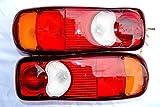 2x24v Rückleuchten DAF CF LF Renault Premium VW T5 Pritsche LKW Heckleuchte