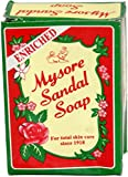 Mysore Sandal Soaps Pack of 10 (75 gr. Bars)