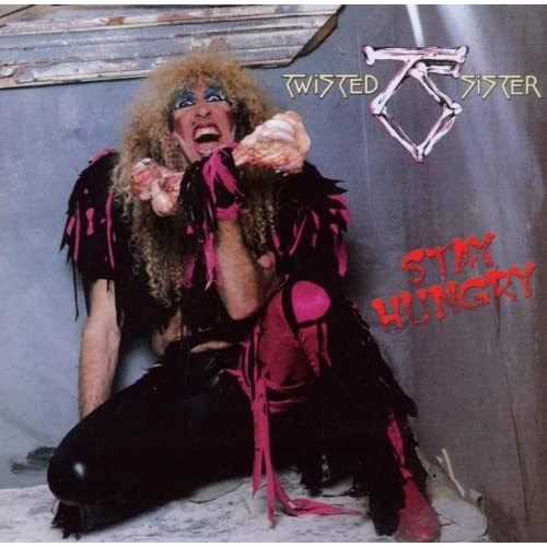 Stay-Hungry-Bonus-CD-Dlx-Twisted-Sister-CD