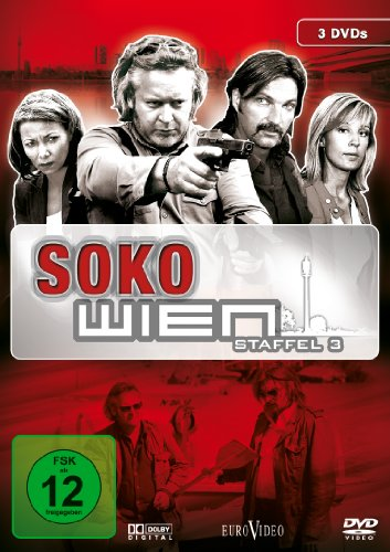 SOKO Wien - Staffel 3 [3 DVDs]