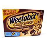 Weetabix Milk Chocolate Oaty Bars 5 Pack 115g