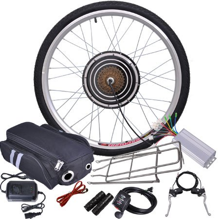 48v 800w 26in Rear Wheel Electric Bicycle Motor Conversion