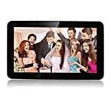 JINYJIA E-SHOP 10 Inch Google WiFi Tablet PC Android 4.4.2 KitKat 1G DDR3 16GB MTK8127 Quad Core Dual Camera Capacitive Screen Black