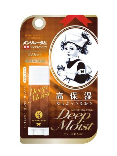 メンソレータム ディープモイスト UVカット 4.5g (医薬部外品)