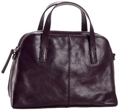 (一只)HOBO INTERNATIONAL Tivoli Satchel女士黑色皮包仅售$148.52