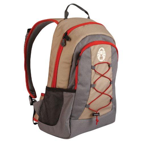 Coleman C003 Soft Backpack Cooler, Khaki