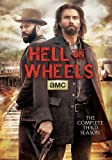 Hell on Wheels: Complete Third Season [Import]