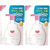 カウブランド 無添加 泡の洗顔料 詰替用 2個組 (180mL×2個) ランキングお取り寄せ