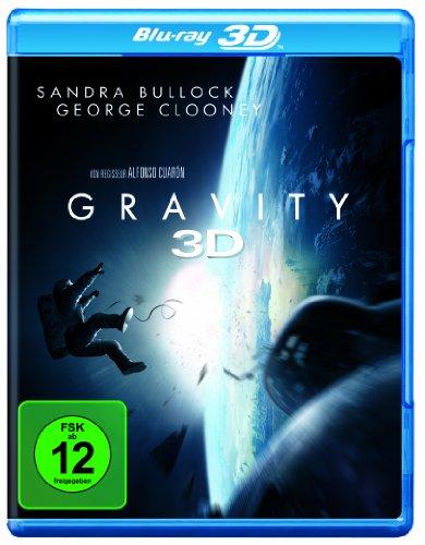 Gravity [3D Blu-ray]