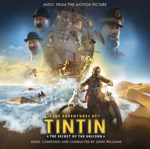 タンタンの冒険/ユニコーン号の秘密 オリジナル・サウンドトラック