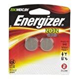 Energizer 2032 Batteries 2pk