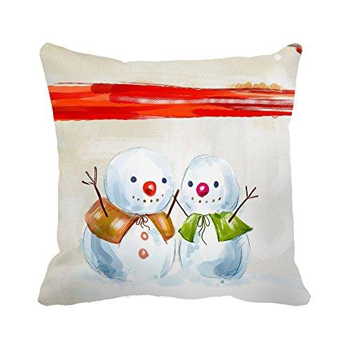 warrantyll-peinture-de-noel-bonshommes-de-neige-coton-canape-coussin-decoratif-carre-taie-doreiller-