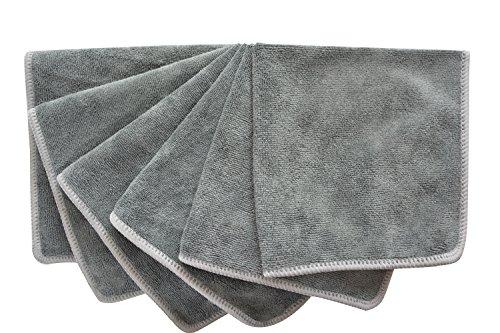 sinland-torchons-de-cuisine-chiffon-nettoyant-en-microfibre-30x30-cm-lot-de-6-gris-fonce