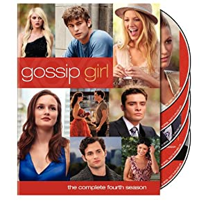 Gossip Girl: The Complete Fourth Season on DVD