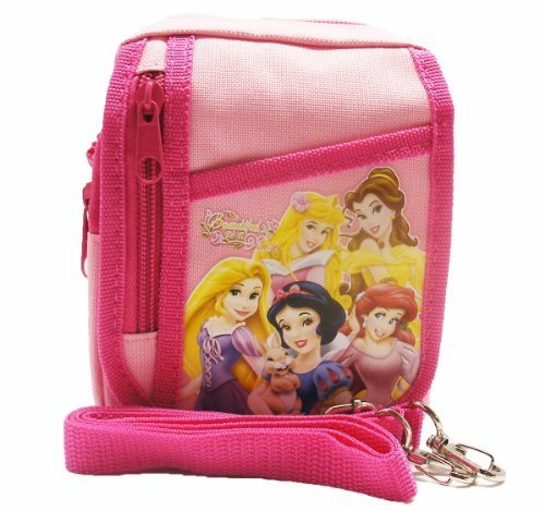 "Disney Princess Mini Shoulder Bag "" Beauty as A Rose "" Pink - 1"