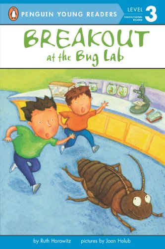 Breakout at the Bug Lab (Penguin Young Readers, L3): Ruth Horowitz, Joan Holub: 9780142302002: Amazon.com: Books