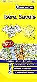 Isere, Savoie (Michelin Local Maps)