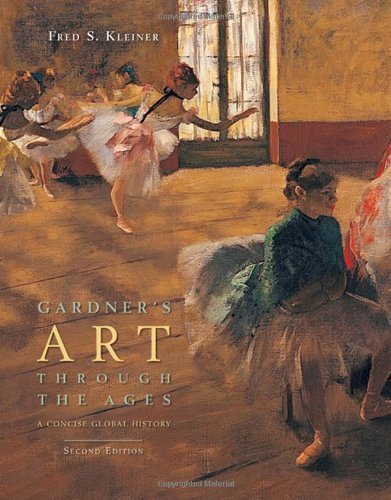Gardner's Art Through the Ages: A Concise Global History by Kleiner, Fred S. (2008) Paperback