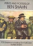 Prints and Posters of Ben Shahn: 102 Graphics, Including 32 in Full Color (0486242889) by Prescott, Kenneth Wade