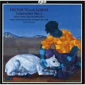 cpo Symphony no2 cover