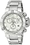 Invicta Women's 16700 Subaqua Analog Display Swiss Quartz Silver Watch