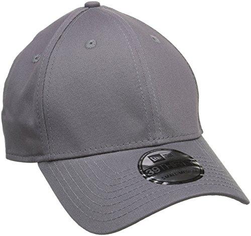 new-era-erwachsene-baseball-cap-mutze-39thirty-stretch-back-graphite-l-xl-11086488