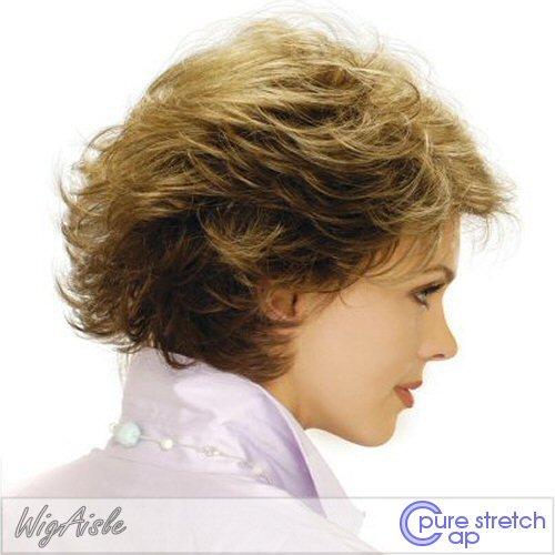 FAYE (Estetica Design) - Synthetic Full Wig from Estetica Designs