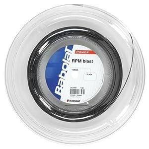 Buy Babolat RPM Blast 17G (1.25) Tennis String Half Reel by Babolat