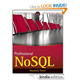 Professional NoSQL (Wrox Programmer to Programmer)