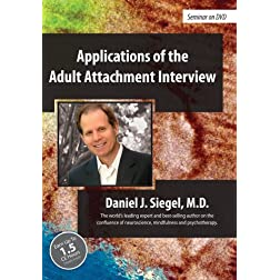Applications of the Adult Attachment Interview
