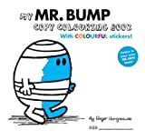 Roger Hargreaves Mr Men Colour your own Mr Bump