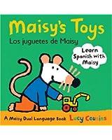 Maisy's Toys/Los Juguetes de Maisy (My Friend Maisy)