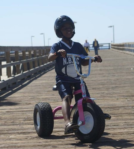 Big Kid Tricycle front-1069417