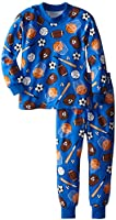 Sara's Prints Boys' Two-Piece Pajama Set