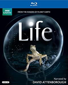 Life (David Attenborough-Narrated Version) [Blu-ray] from BBC Home Entertainment