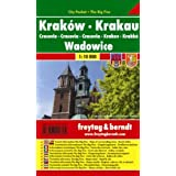 Krakau - Wadowice 1 : 10 000. City Pocket (English, Spanish, French, Italian and German Edition)