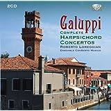 Concertos Pour Clavecin (Intégrale)