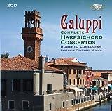Galuppi: Complete Harpsichord Concertos