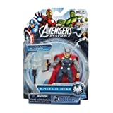 Thunder Axe Thor Avengers Assemble S.H.I.E.L.D. Gear Action Figure