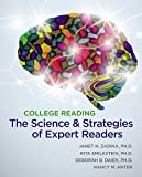 img - for Bundle: College Reading: The Science and Strategies of Expert Readers + The Wadsworth Guide to Reading Textbooks + Aplia Printed Access Card book / textbook / text book